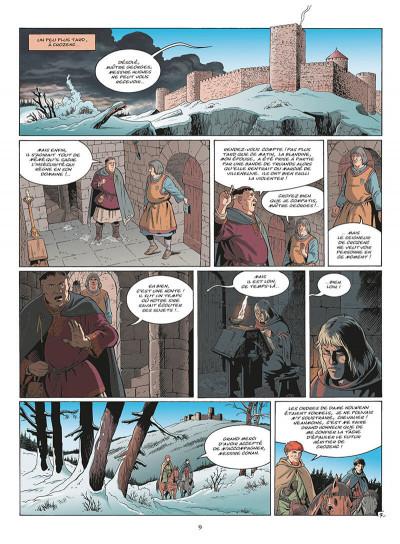 Page 0 les aigles décapitées tome 20 - l'ordre du temple