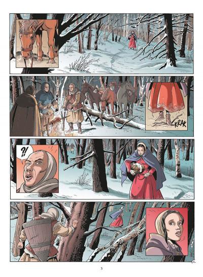 Page 4 les aigles décapitées tome 20 - l'ordre du temple