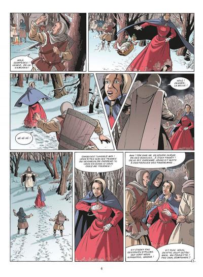 Page 5 les aigles décapitées tome 20 - l'ordre du temple
