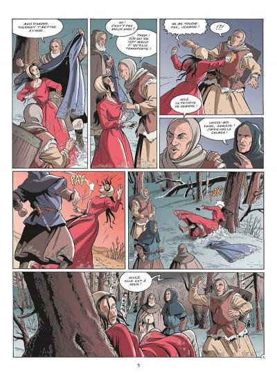 Page 6 les aigles décapitées tome 20 - l'ordre du temple