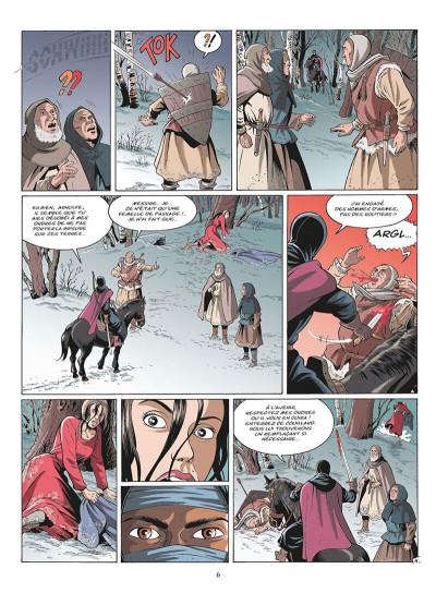 Page 7 les aigles décapitées tome 20 - l'ordre du temple