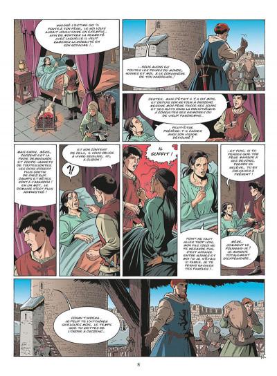 Page 9 les aigles décapitées tome 20 - l'ordre du temple