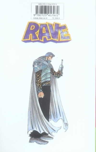 Dos rave tome 25