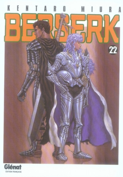 Couverture berserk tome 22