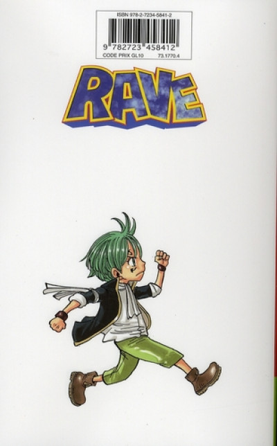 Dos rave tome 30
