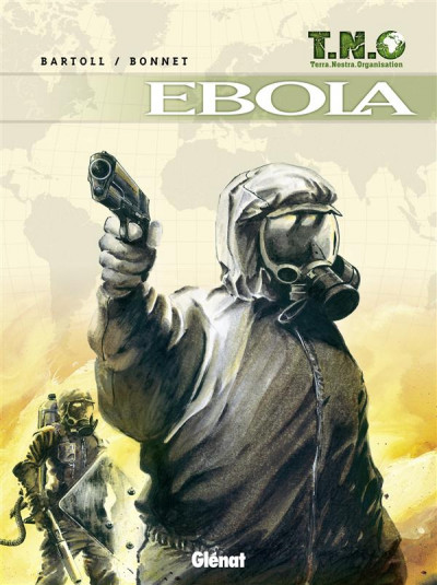 Couverture t.n.o t.2 ; ebola