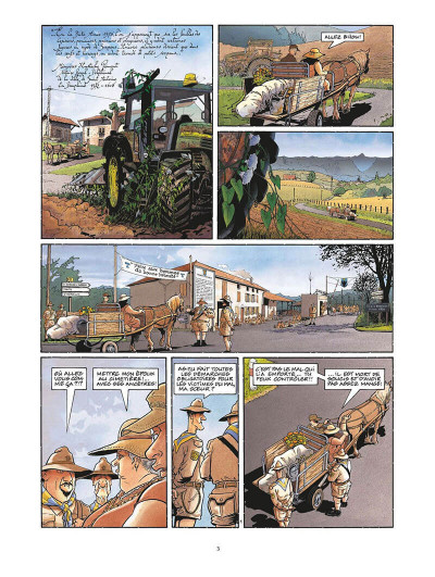 Page 4 le mal tome 2 - nyctalope