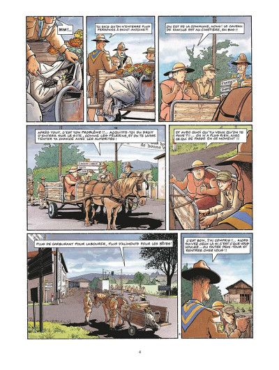 Page 5 le mal tome 2 - nyctalope