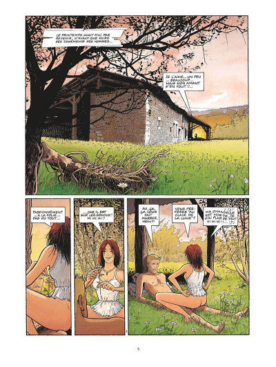 Page 6 le mal tome 2 - nyctalope
