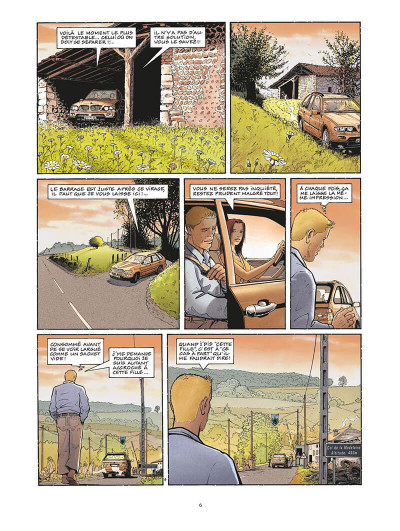 Page 7 le mal tome 2 - nyctalope