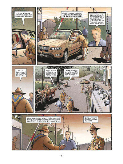 Page 8 le mal tome 2 - nyctalope