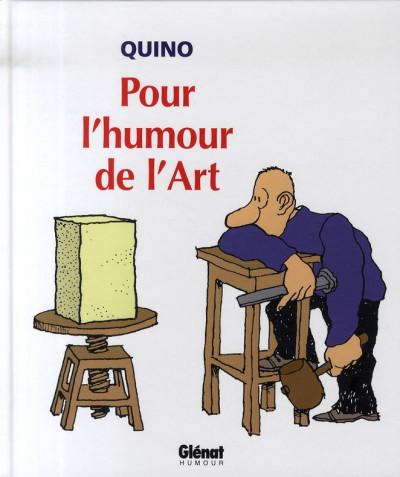 Couverture pour l'humour de l'art
