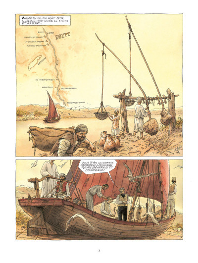Page 1 les fleury-nadal tome 3 - benjamin tome 2
