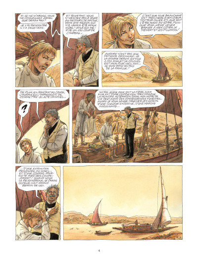 Page 2 les fleury-nadal tome 3 - benjamin tome 2