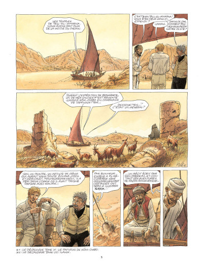 Page 3 les fleury-nadal tome 3 - benjamin tome 2