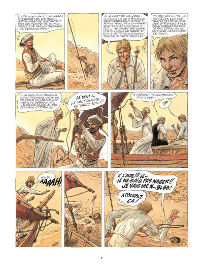 Page 4 les fleury-nadal tome 3 - benjamin tome 2