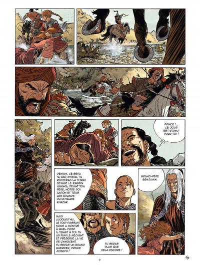 Page 0 le vent des khazars tome 1