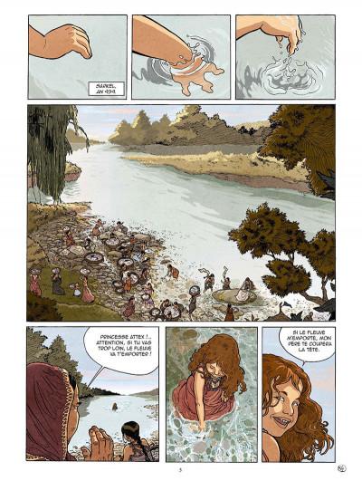 Page 4 le vent des khazars tome 1