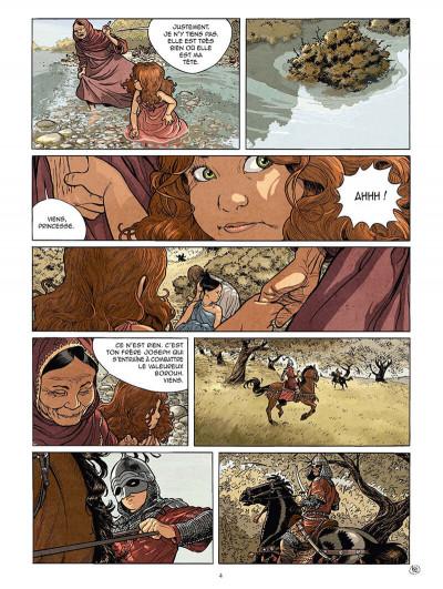 Page 5 le vent des khazars tome 1