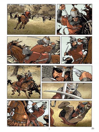 Page 6 le vent des khazars tome 1