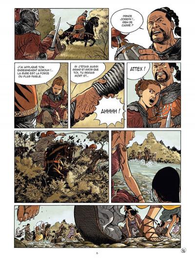 Page 7 le vent des khazars tome 1