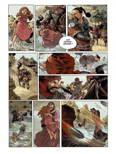 Page 8 le vent des khazars tome 1