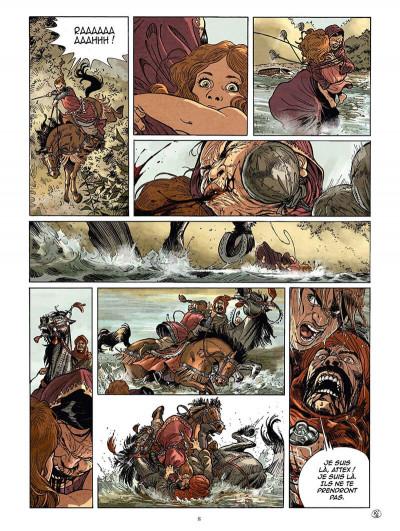 Page 9 le vent des khazars tome 1
