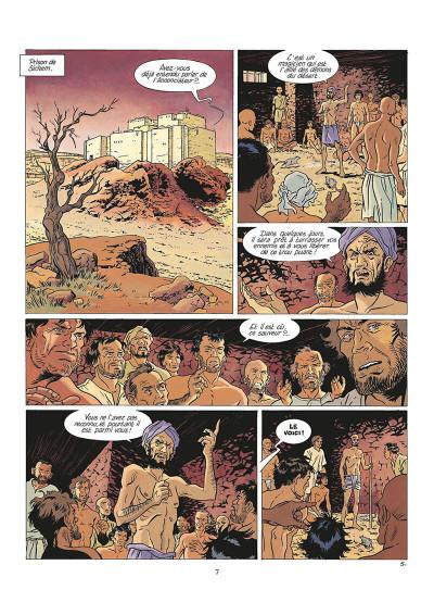 Page 8 les mystères d'osiris tome 2 - l'arbre de vie