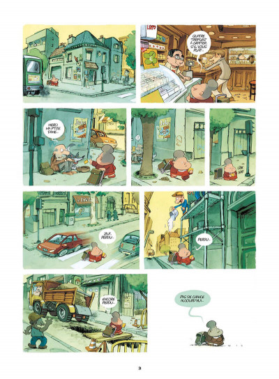 Page 6 mamette tome 2 - l'âge d'or