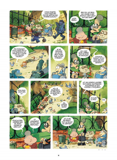 Page 7 mamette tome 2 - l'âge d'or