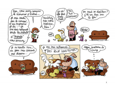 Page 1 nini patalo tome 5 - nous revoilou !!