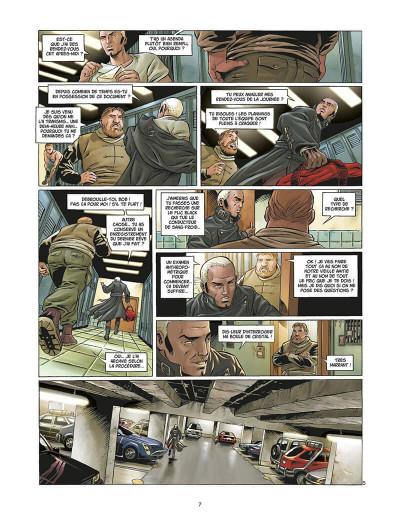 Page 0 Uchronie(s) - New Byzance tome 1