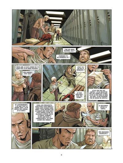 Page 9 Uchronie(s) - New Byzance tome 1