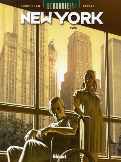 image de uchronie(s) - new york tome 1 - renaissance