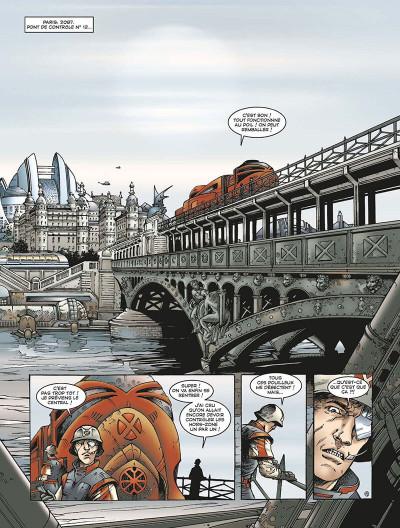 Page 6 voyageur tome 3 - futur
