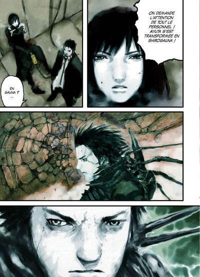 Page 6 abara tome 2