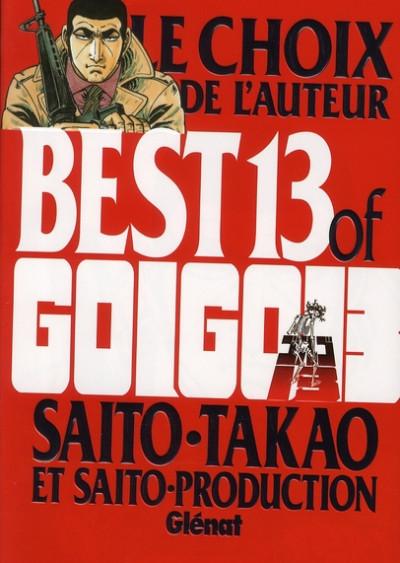 image de best 13 of golgo 13 ; le choix de l'auteur