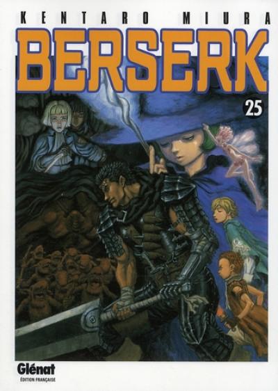 image de berserk tome 25
