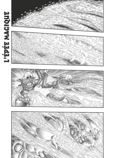Page 4 berserk tome 25