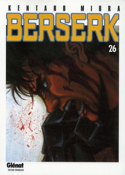 Couverture berserk tome 26
