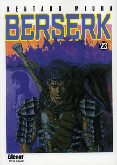 Couverture berserk tome 23