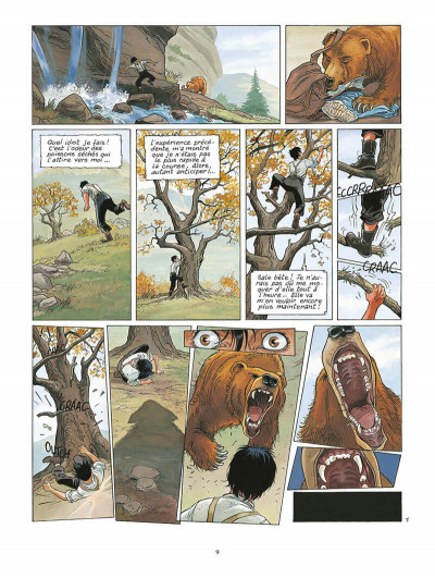 Page 0 bout d'homme tome 5 - l'épreuve