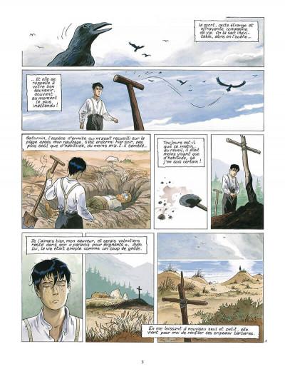 Page 4 bout d'homme tome 5 - l'épreuve