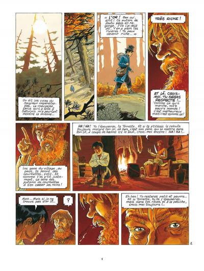 Page 5 bout d'homme tome 5 - l'épreuve