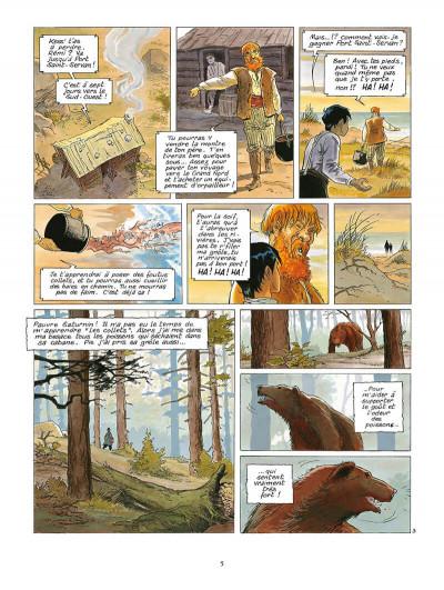 Page 6 bout d'homme tome 5 - l'épreuve