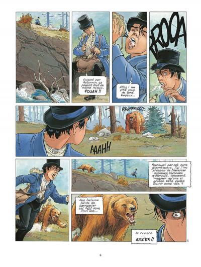 Page 7 bout d'homme tome 5 - l'épreuve