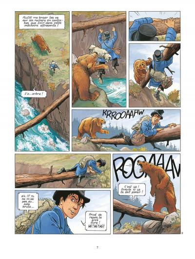 Page 8 bout d'homme tome 5 - l'épreuve