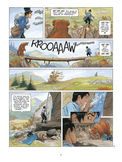 Page 9 bout d'homme tome 5 - l'épreuve