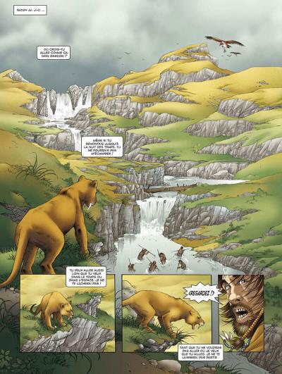 Page 6 voyageur tome 4 - futur