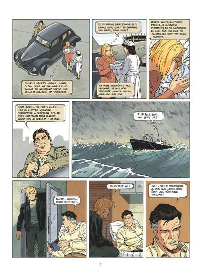 Page 0 diamants tome 2 - les larmes du goulag